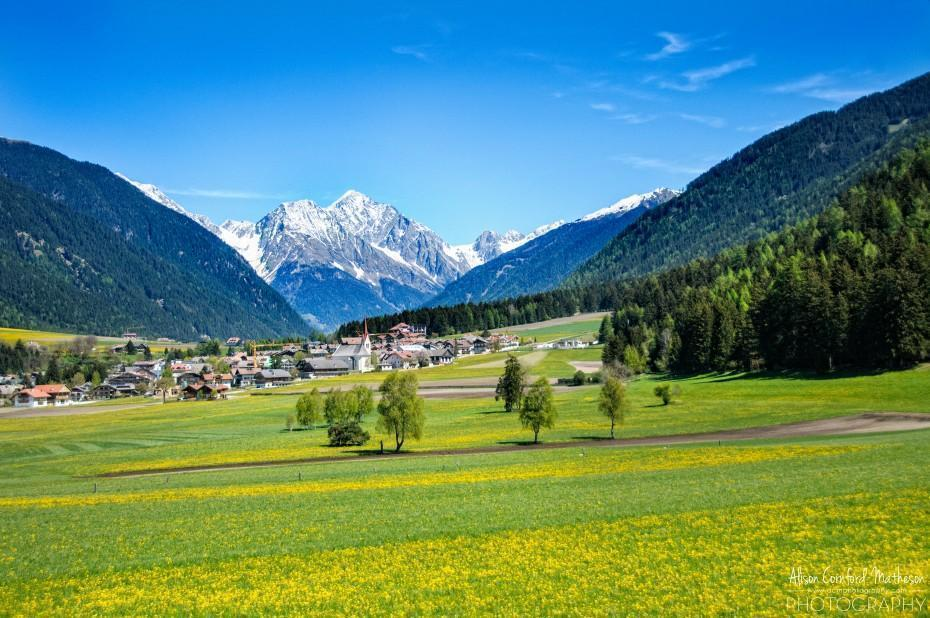 With vistas like this, is it any wonder we're obsessed with South Tyrol?