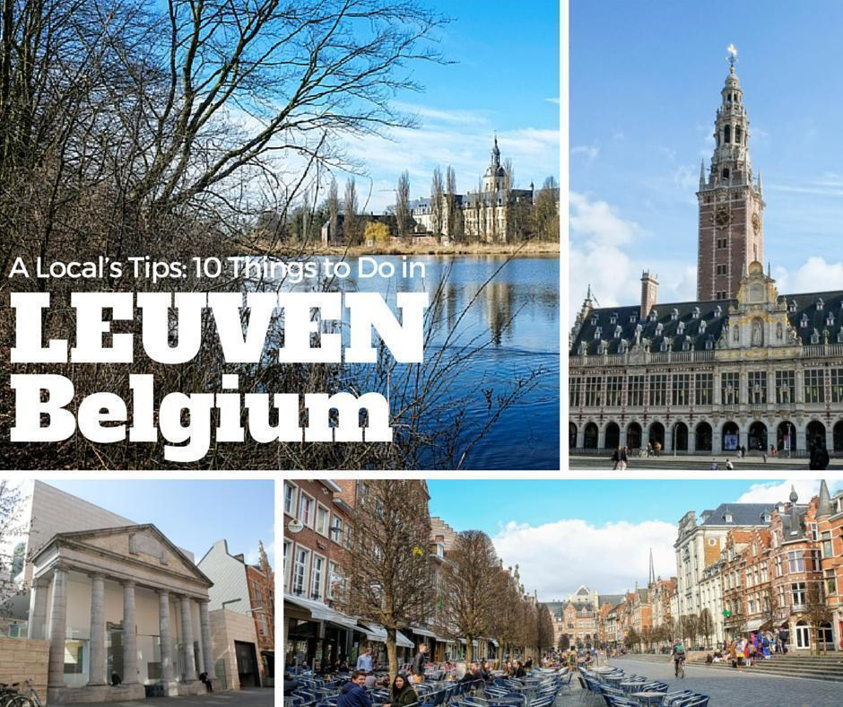 10 things to do in Leuven, Flanders, Belgium