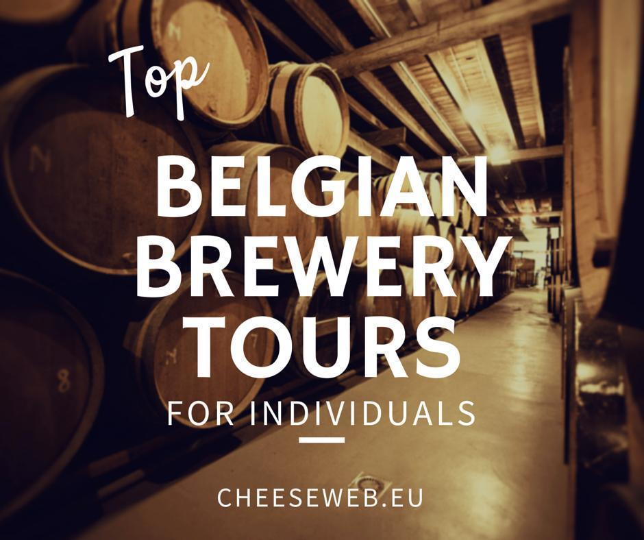 Top Belgian Brewery Tours for Individuals