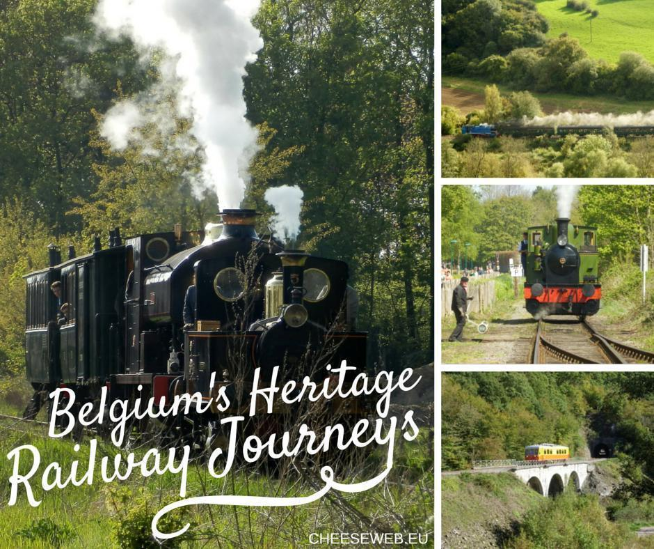 europe travel guide belgium book train