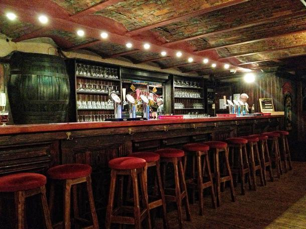 Timmermans offers a pub, museum, and brewery tour in one.