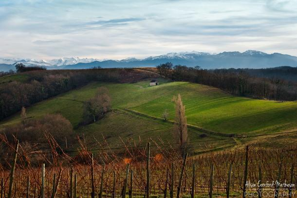 With views like this, you'll want to put Pau, France, high on your destination list