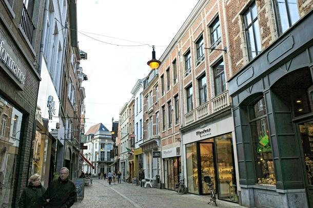Mechelsestraat, Leuven, Belgium
