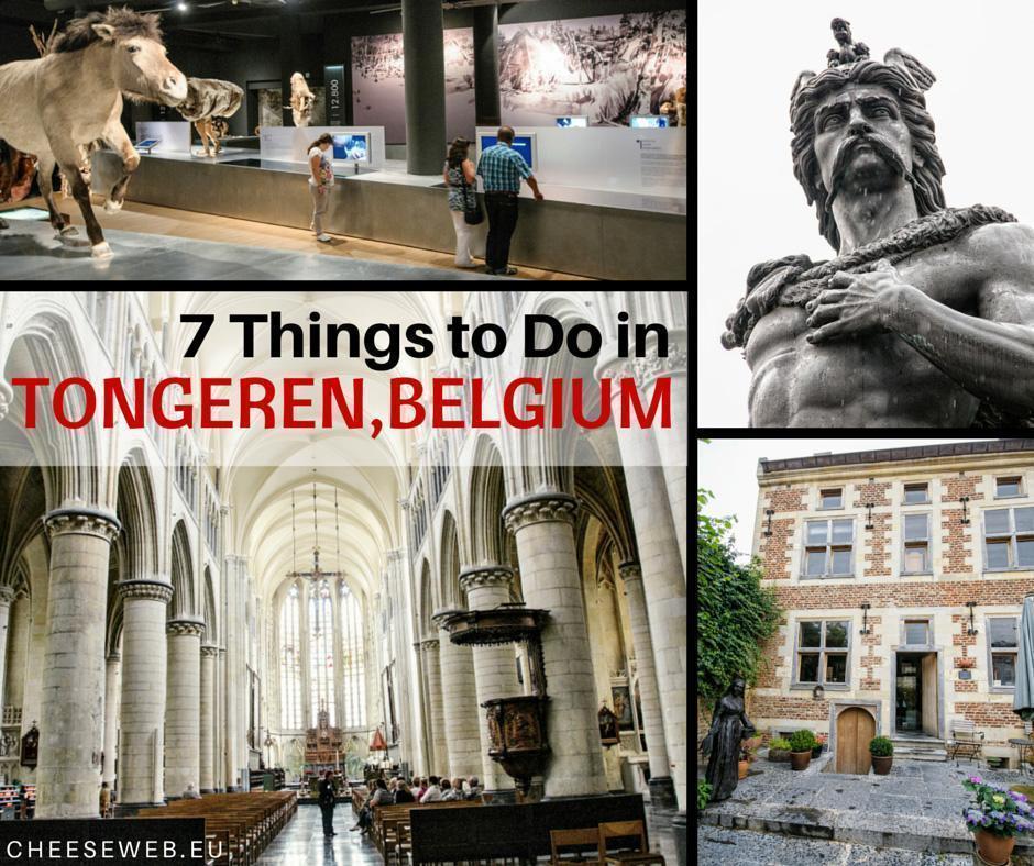 7 Things to do in Tongeren, Belgium