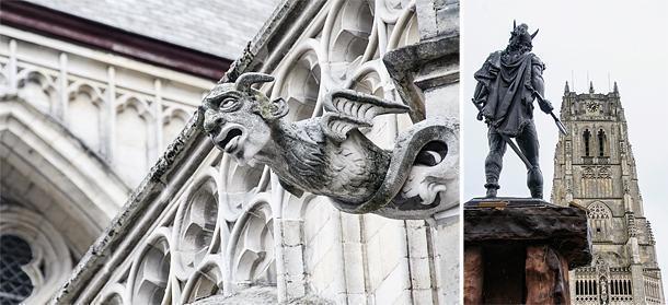 Tongeren's belfry is on the UNESCO list