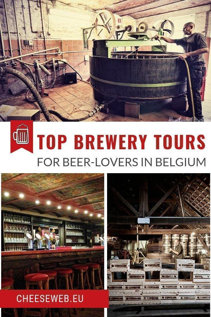 We round up the best belgian beer tours in Belgium by province so you can plan your tour of Belgium without getting thirsty! Explore Belgium's UNESCO-listed beer culture!