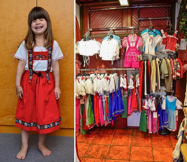 Triberger Moden Stadl for all your traditional German clothing needs