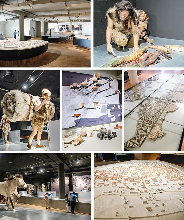 The Gallo-Roman Museum is a top attraction in Tongeren