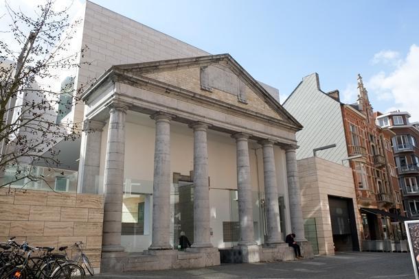 The M Museum, Leuven, Belgium