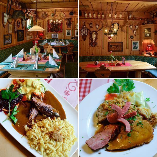 The Landgasthof Zur Lilie restaurant