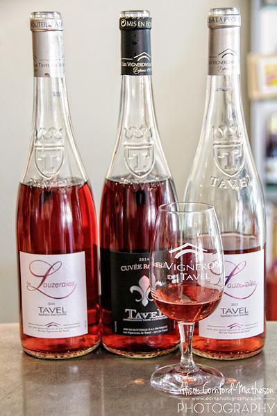 Tavel produces France's number one rose wine