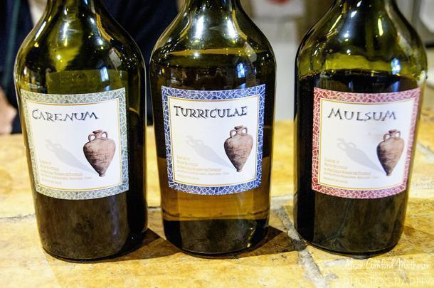Tasting the Gallo-Roman style wines was a huge surprise