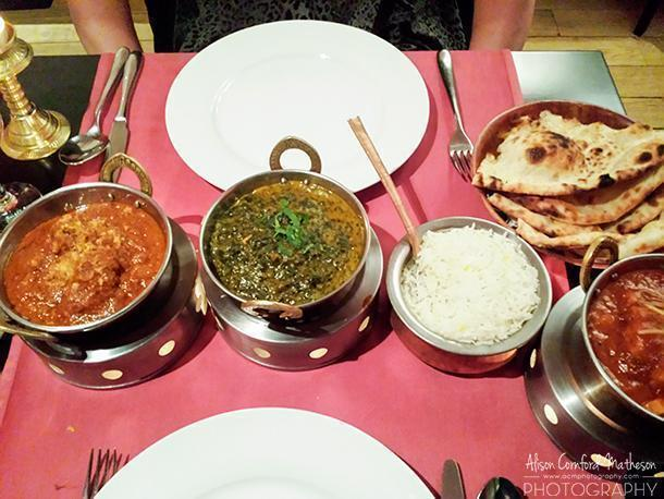Tasty North Indian and Nepalese dishes at L'Everest