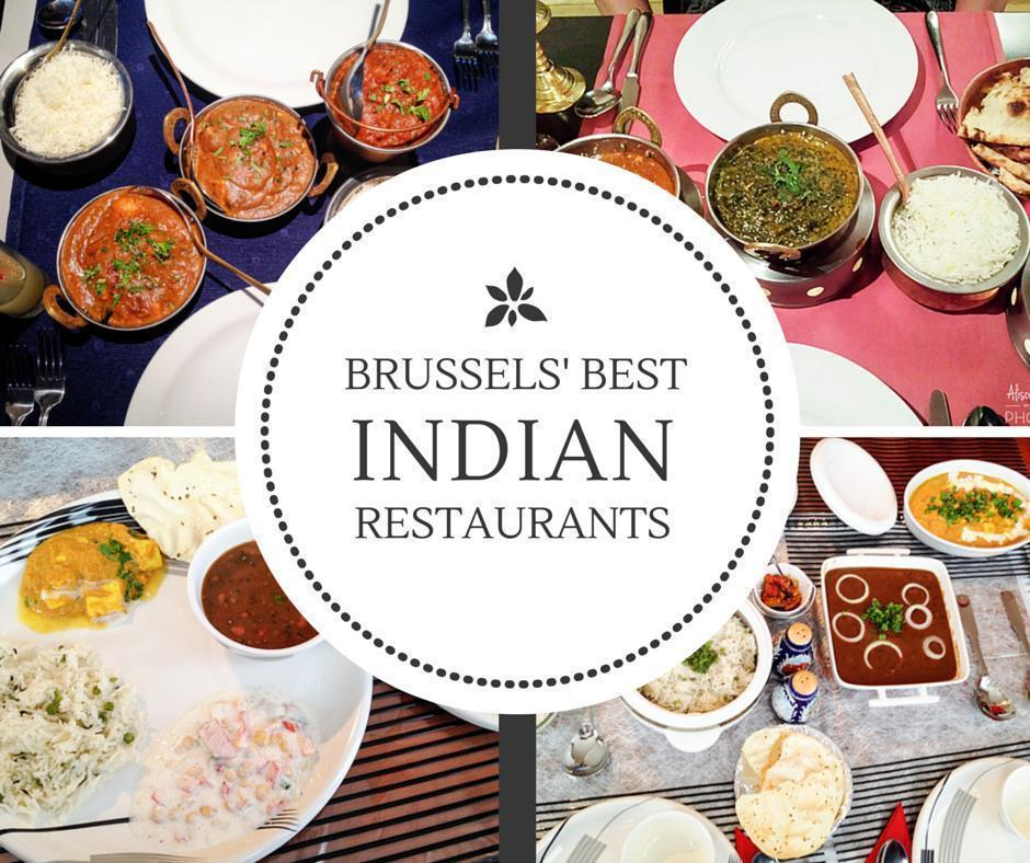 Best Indian Restaurants in Brussels