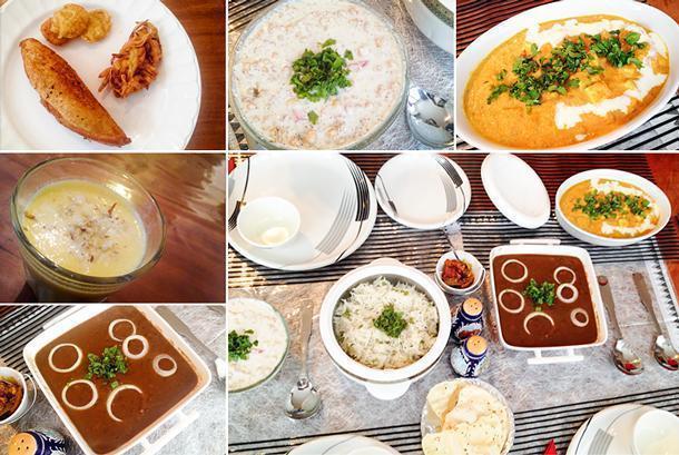 Helloooo, authentic Indian food!
