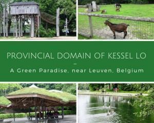 Provincial Domain of Kessel Lo Leuven Belgium