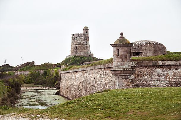 One of Vauban's UNESCO designated fortifications