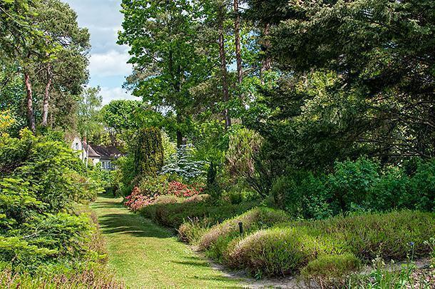 This stunning arboretum has been a labour of love since the early 70s.