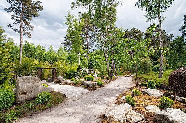 This 'arboretum paysagee' is so much more than just trees.