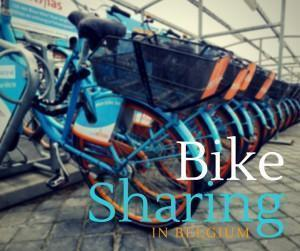 Bike Sharing in Belgium