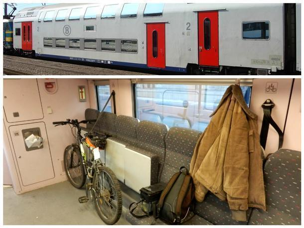 M6 double-decker and its multifunctional space