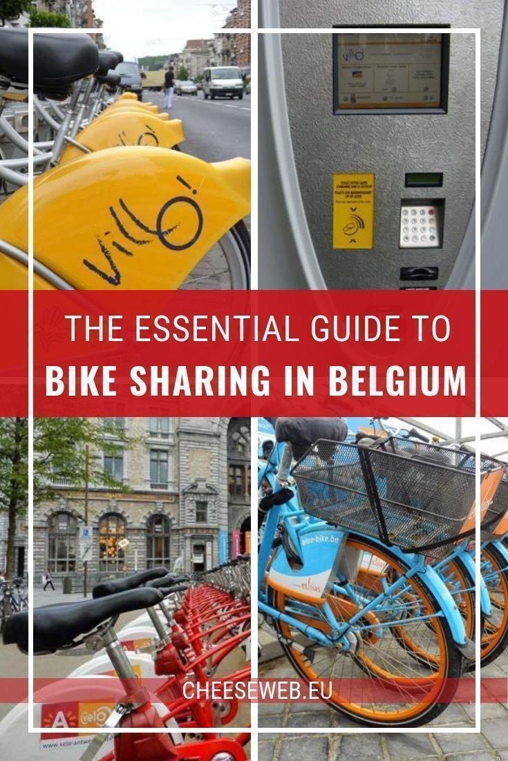 Adrian, discusses bike sharing schemes and bike rental options around Belgium so you can explore the country by bike without the need for your own two wheels.