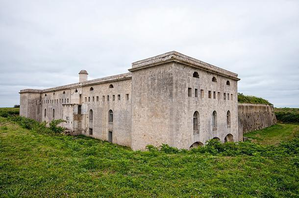 The fort has served a variety of purposes over the years.