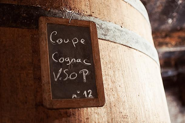 Quietly ageing for many year - good Cognac is worth the wait.