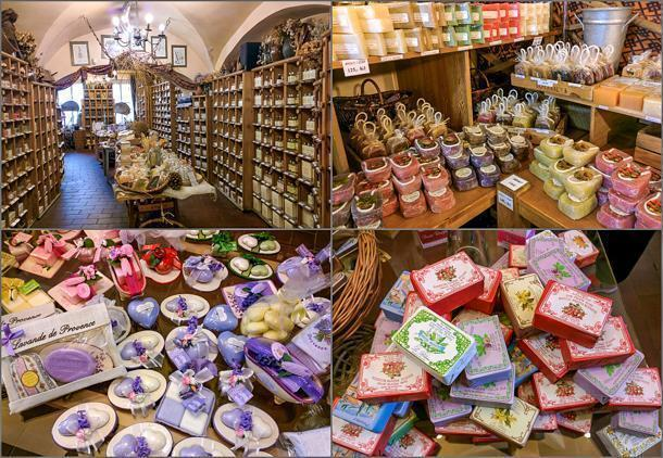 Botanicus in Césky Krumlov sells all manner of plant products