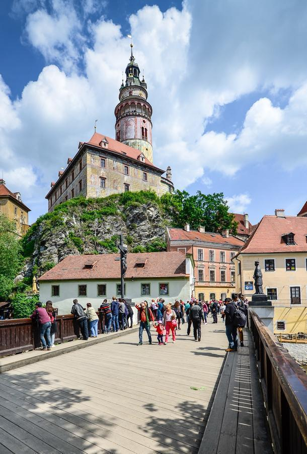 Cesky Krumlov is the perfect budget destination in Europe