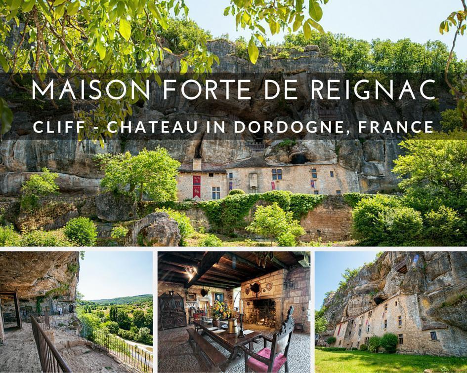 Maison Forte de Reignac, Dordogne, France