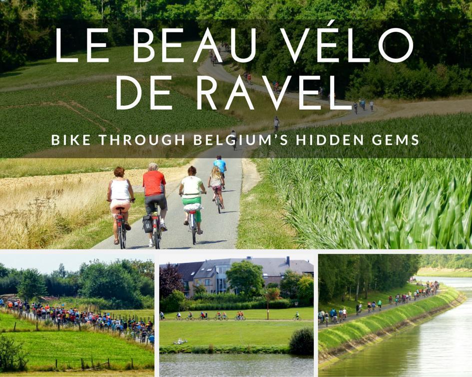 Le Beau Velo de Ravel is a great way to explore Belgium's hidden gems