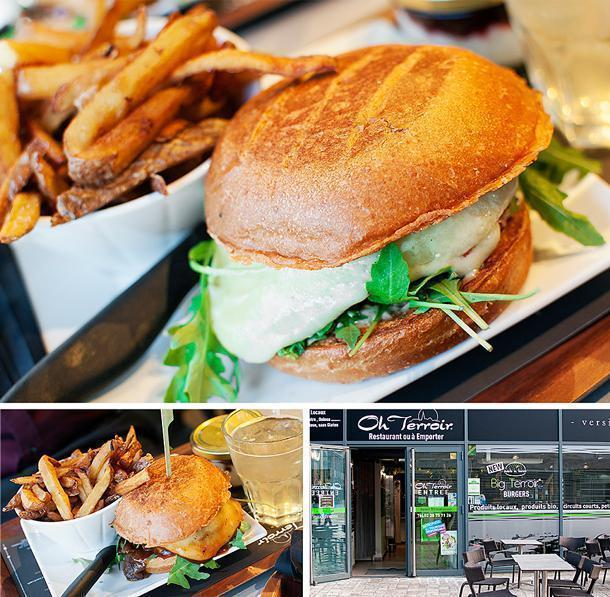Fast food can also be good at Oh Terroir in Orleans