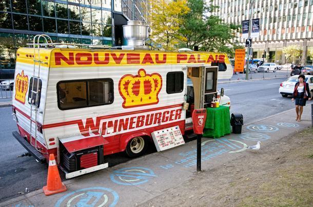 Don't miss Montreal's food trucks!