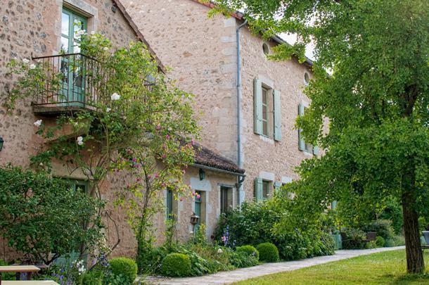The Charming Les Orangeries Hotel