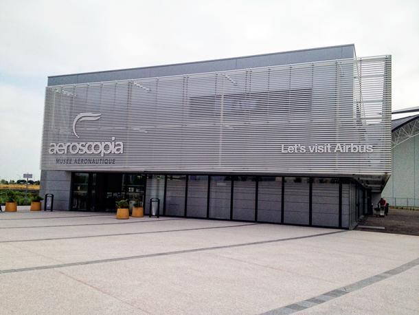 Modern Aeroscopia Museum opened in 2015