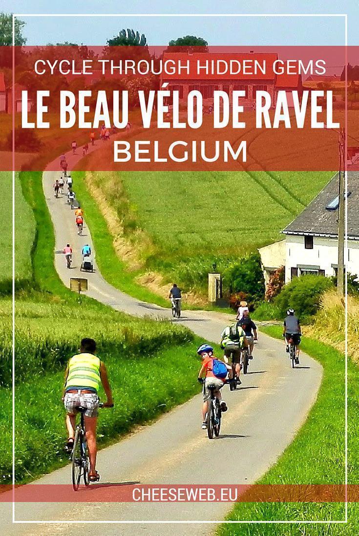 Bike through Belgium's Hidden Gems with Le beau vélo de RAVeL