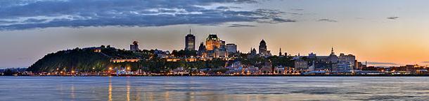 Beautiful Quebec City, Quebec