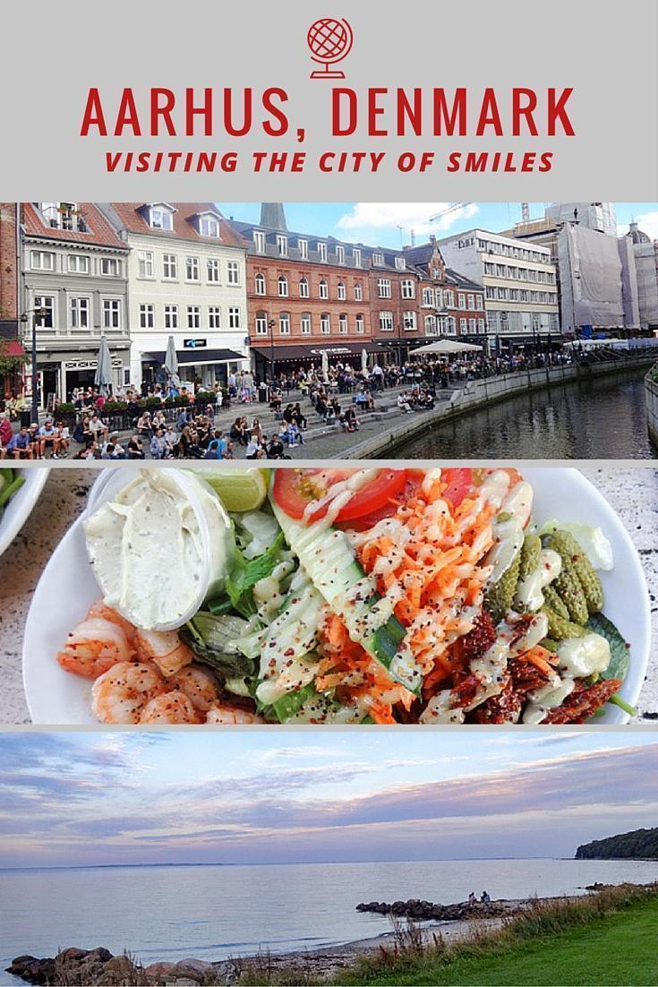 Monika takes us to theCity of Smiles and shares all the best things to do in Aarhus Denmark.