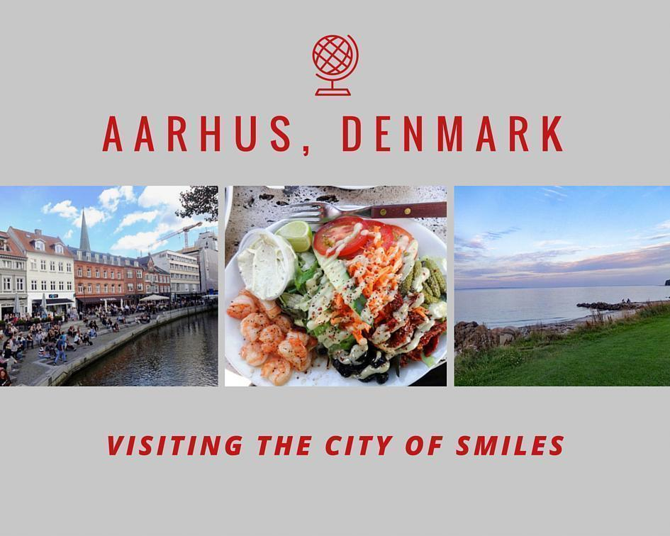 Aarhus Denmark, the city of smiles
