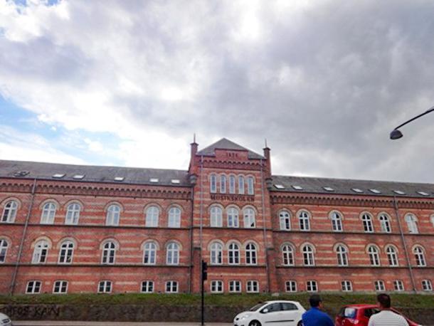 The Aarhus music school