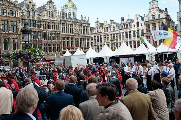 History, tradition, and plenty of Belgian beer at the Belgian Beer Weekend in Brussels