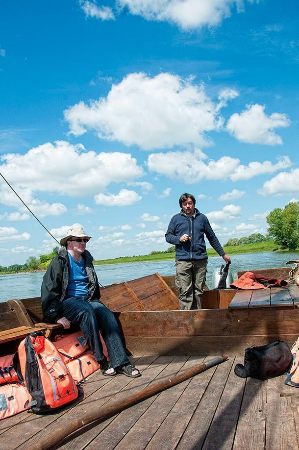 Our guide explains the importance of the Loire and its inhabitants