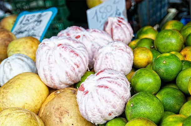 Don't be afraid to enjoy the exotic fruit in French Guiana