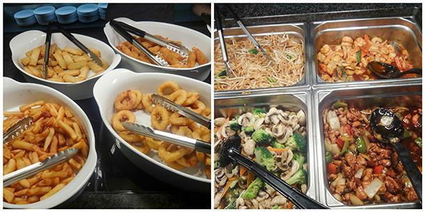Deep fried delights and noodles galore at Wok Dynasty