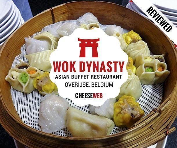 Wok Dynasty in Overijse Belgium