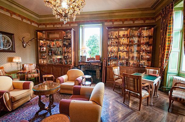 The cosy charm of the Cognathèque