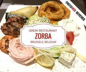 ZORBA Greek Restaurant in Brussels, Belgium