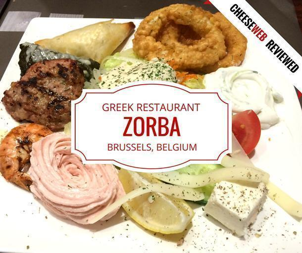 ZORBA Greek Restaurant in Brussels, Belgium