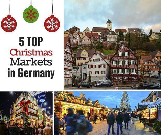 top 5 german christmas markets near stuttgart germany. Black Bedroom Furniture Sets. Home Design Ideas